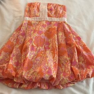 Lilly Pulitzer size 2 dress signature collection